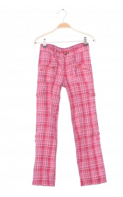 Pantaloni Place, talie si lungime ajustabila, 8 ani
