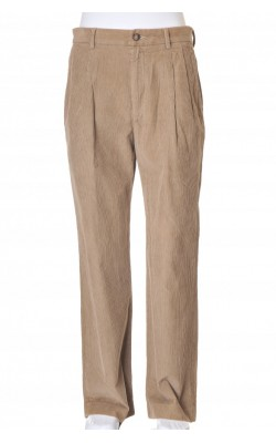 Pantaloni Eddie Bauer, velur, marime 31