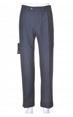 Pantaloni Falbe, stofa amestec lana, marime M