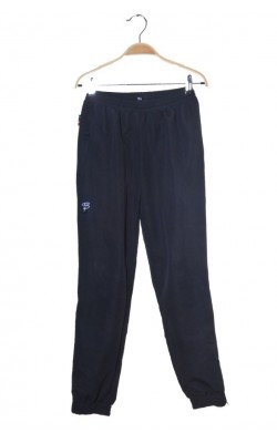 Pantaloni fas bleumarin Odlo, captuseala mesh, 12 ani