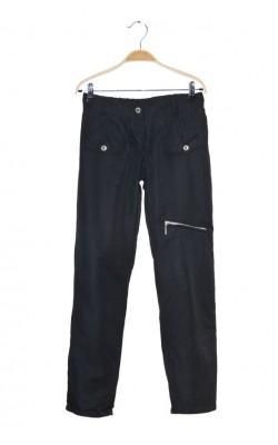 Pantaloni fas captusit cu fleece Hitmix, 12 ani
