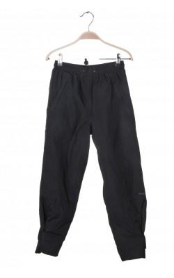 Pantaloni fas negru Skogstad, 10 ani