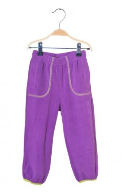 Pantaloni fleece mov Icepeak, 1-2 ani
