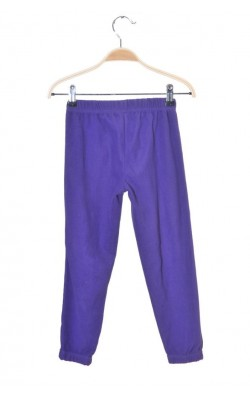 Pantaloni fleece Line One, 6 ani