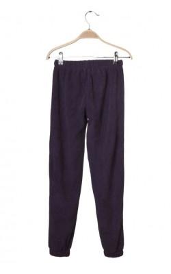 Pantaloni fleece mov Wow and Me, 10-11 ani