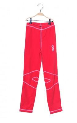 Pantaloni fleece Swix, fete 8-10 ani