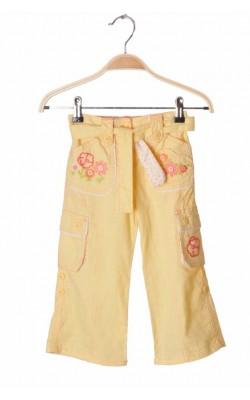 Pantaloni galbeni de in George, 2-3 ani