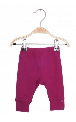 Pantaloni din bumbac Gap, 0-3 luni
