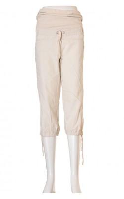 Pantaloni gravide Etam, talie ajustabila, marime L