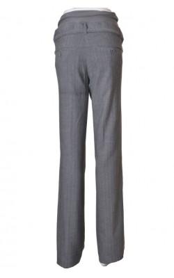 Pantaloni gri H&M Mama, marime M
