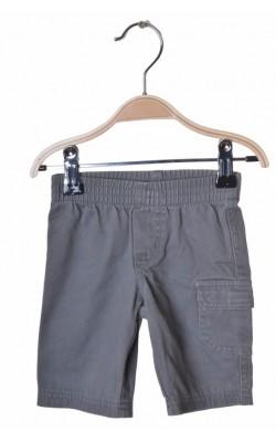 Pantaloni gri Miniwear, 0-3 luni