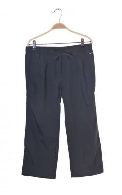 Pantaloni gri softshell light Nike Dry-Fit, marime 38