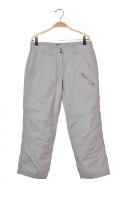 Pantaloni gri Soya, marime 38