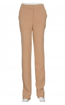 Pantaloni stofa fina amestec lana Halston Heritage, marime 34
