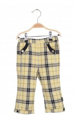 Pantaloni captusitiHappy Land, talie ajustabila, 18-24 luni