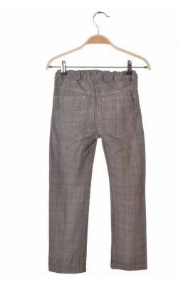 Pantaloni H&M, talie ajustabila, 6-7 ani