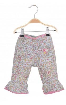 Pantaloni I-Motion Baby, velur captusit, 6-9 luni