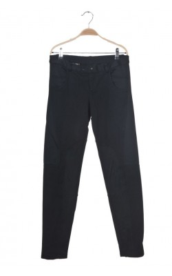 Pantaloni Inwear, mix jerseu texturat si neted, marime 38
