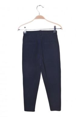 Pantaloni jerseu bleumarin Name It, talie ajustabila, 8 ani