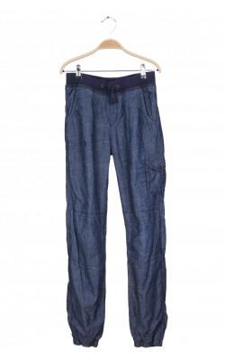 Pantaloni jogging din denim captusit H&M L.o.g.g., 13-14 ani