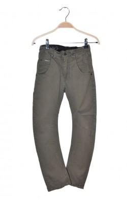 Pantaloni kaki D-Xel, talie ajustabila, 8-9 ani
