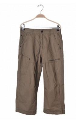 Pantaloni kaki trei sferturi George, talie ajustabila, 12-13 ani