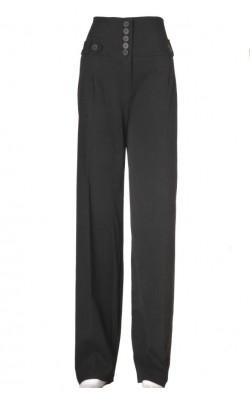 Pantaloni Kappahl, wide leg, talie inalta, marime 44