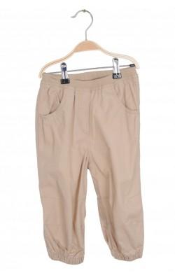 Pantaloni trei sferturi Mads&Mette, bumbac subtire, 5-6 ani