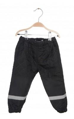 Pantaloni schi vatuiti Mads&Mette, 9-12 luni