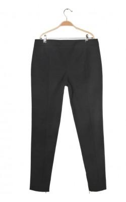 Pantaloni Mango Suit, tesatura texturata, marime 40