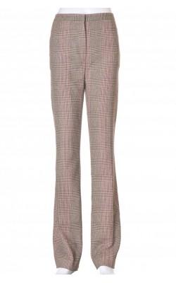Pantaloni stofa amestec lana Moda International, marime 38