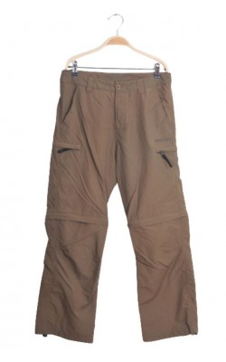 Pantaloni modulabili drumetie Norheim, culoare kaki, 14-16 ani