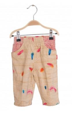 Pantaloni Morese, catifea captusita, 6 luni