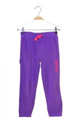Pantaloni mov fleece Skogstad, 7-8 ani
