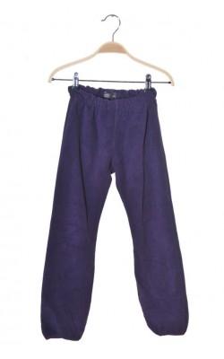 Pantaloni mov polar Name It, 7-8 ani