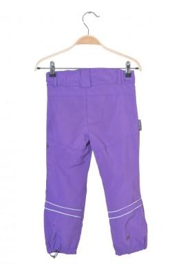 Pantaloni mov softshell Skogstad, 4-5 ani
