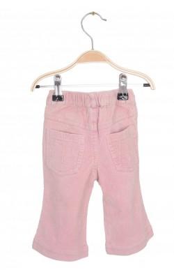 Pantaloni Name It, velur, 6 luni