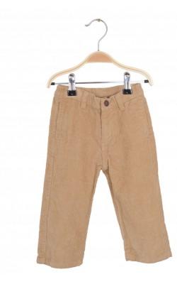 Pantaloni Nautica, velur, 2 ani