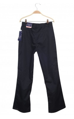 Pantaloni navy Cambridge Classics, uniforma scolara,16 ani