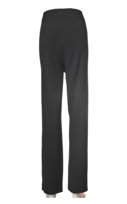 Pantaloni negri croi drept Andrea by PM Norway, marime 50