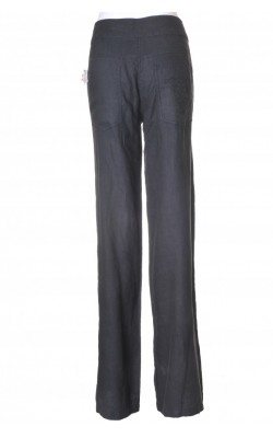 Pantaloni negri de in Lindex Cut for Every Curve, marime 40