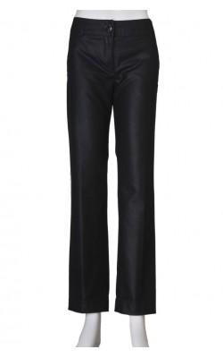 Pantaloni negri de stofa H&M, marime S