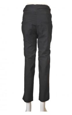Pantaloni negri gravide H&M, marime 44