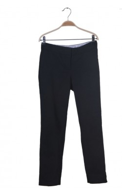 Pantaloni negri pana la glezna H&M, marime 34
