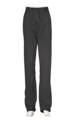 Pantaloni negri Lindex, marime 50