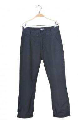 Pantaloni negri pana la glezna Mexx, marime 38