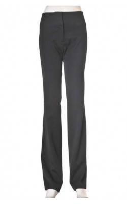 Pantaloni negri office Pepper Corn, marime 42