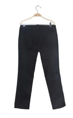 Pantaloni negri pana la glezna Vero Moda, marime 34