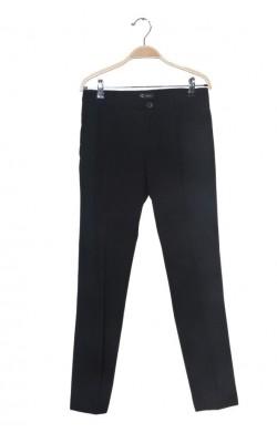 Pantaloni negri scoala Cubus, talie ajustabila, 12 ani