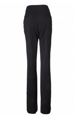 Pantaloni negri stofa H&M, marime 44
